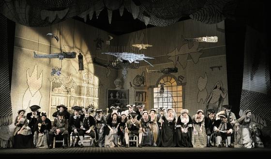 The Rake's Progress performed by Glyndebourne Opera